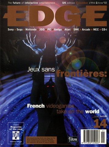 Edge 014 (November 1994)