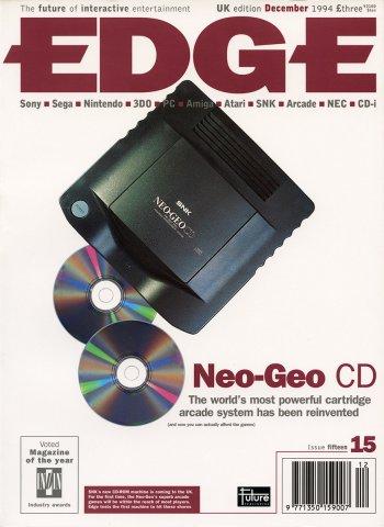 Edge 015 (December 1994)