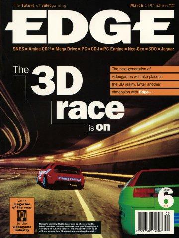 Edge 006 (March 1994)