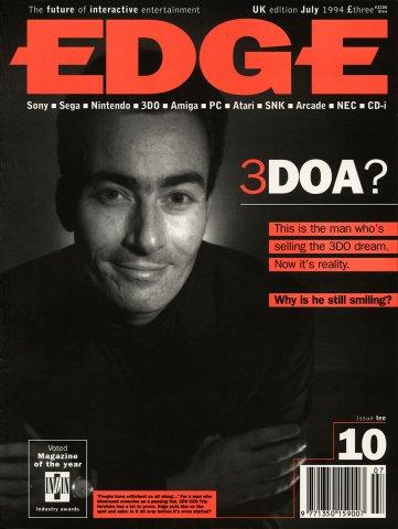Edge 010 (July 1994)