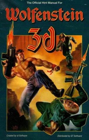 Wolfenstein 3D Official Hint Manual, The