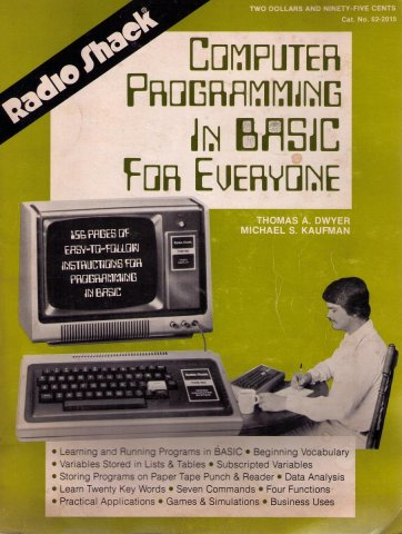 Computer Programming In Basic For Everyone