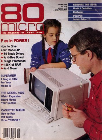 80 Microcomputing Issue 072 January 1986