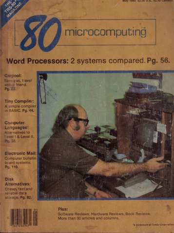 80 Microcomputing Issue 005 May 1980