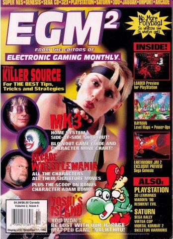 EGM2 Issue 16 (October 1995)