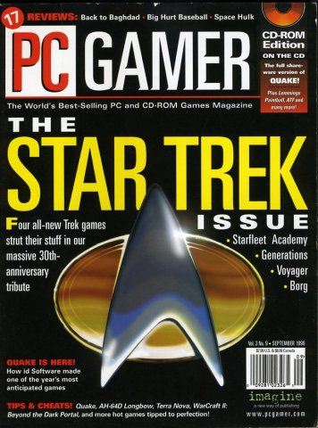 PC Gamer Issue 028 September 1996