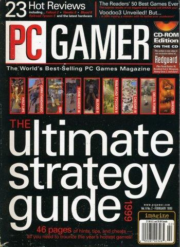 PC Gamer Issue 057 February 1999