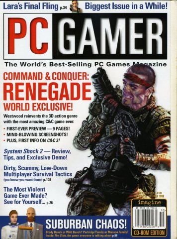 PC Gamer Issue 065 October 1999
