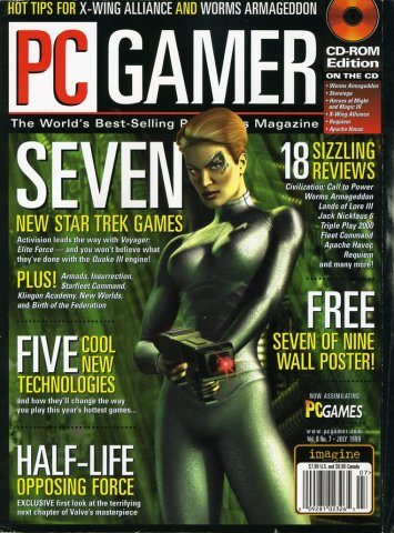 PC Gamer Issue 062 July 1999
