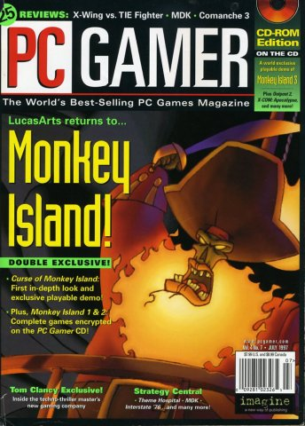 PC Gamer Issue 038 July 1997