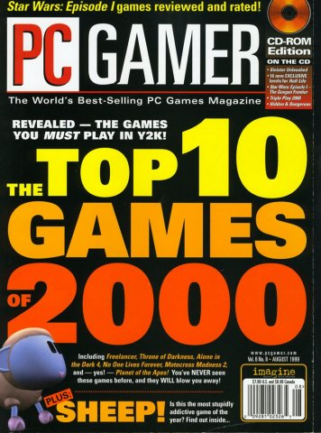 PC Gamer Issue 063 August 1999