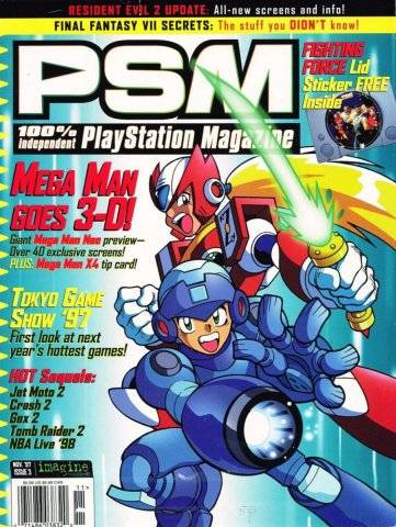 PSM Issue 003 November 1997