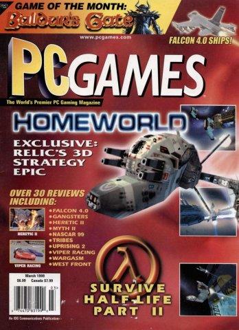 PC Games Vol. 06 No. 03 (March 1999)