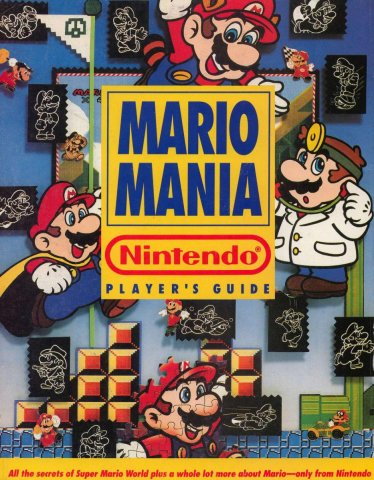 Mario Mania Nintendo Player's Guide
