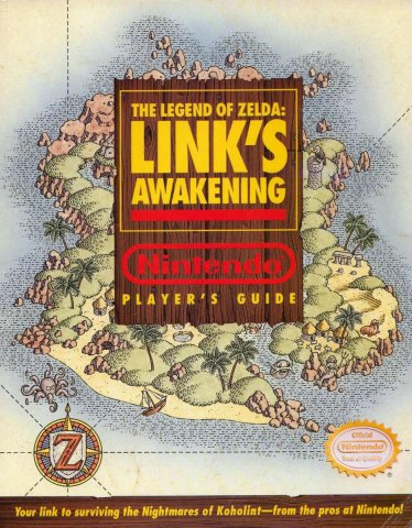 Legend of Zelda - Link's Awakening Official Nintendo Player's Guide