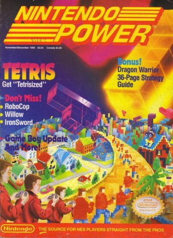Nintendo Power Issue 009 (November/December 1989)