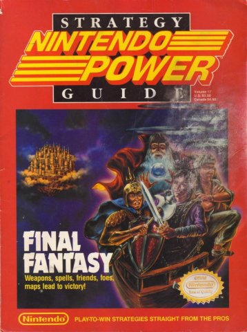 Nintendo Power Issue 017 (October 1990)