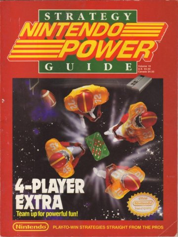 Nintendo Power Issue 019 (December 1990)