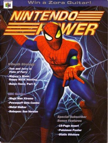 Nintendo Power Issue 140 (January 2001)