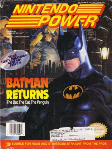 Nintendo Power Issue 048 (May 1993)