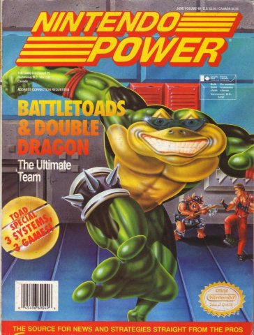 Nintendo Power Issue 049 (June 1993)