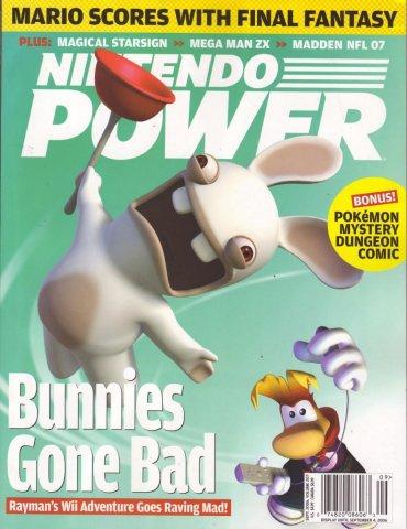 Nintendo Power Issue 207 (September 2006)