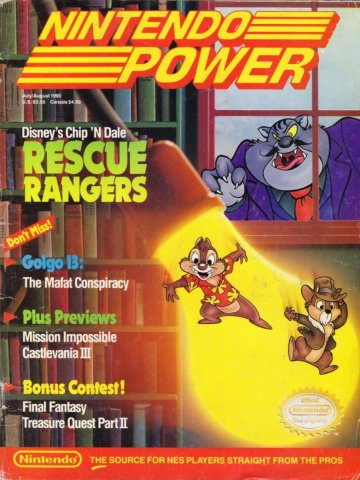 Nintendo Power Issue 014 (July/August 1990)