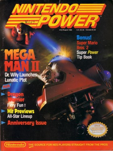 Nintendo Power Issue 007 (July/August 1989)