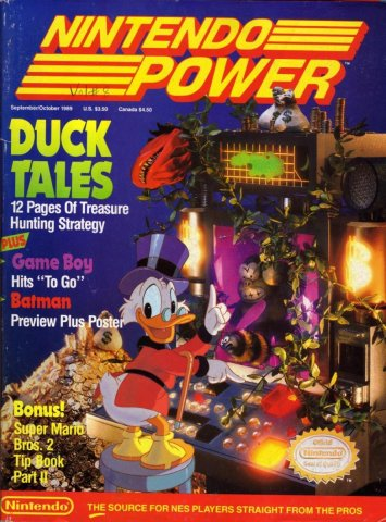 Nintendo Power Issue 008 (September/October 1989)