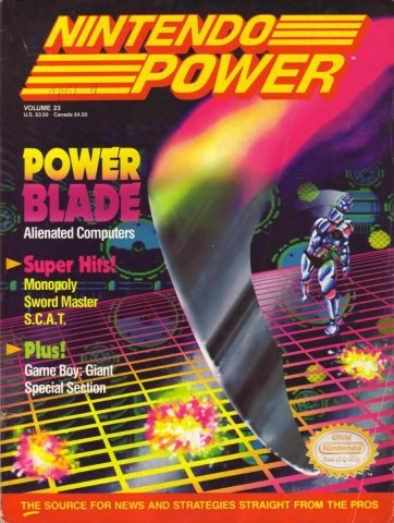 Nintendo Power Issue 023 (April 1991)