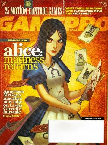 GamePro Issue 264 September 2010