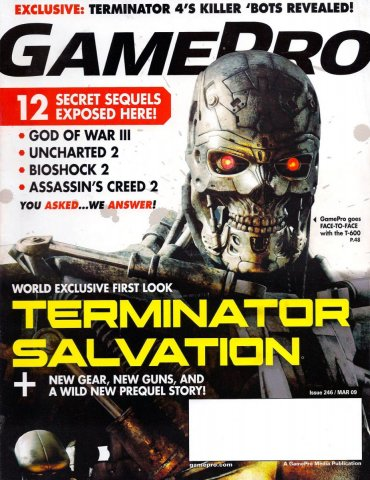 GamePro Issue 246 March 2009