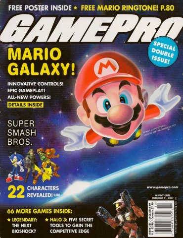 GamePro Issue 231 December 2007