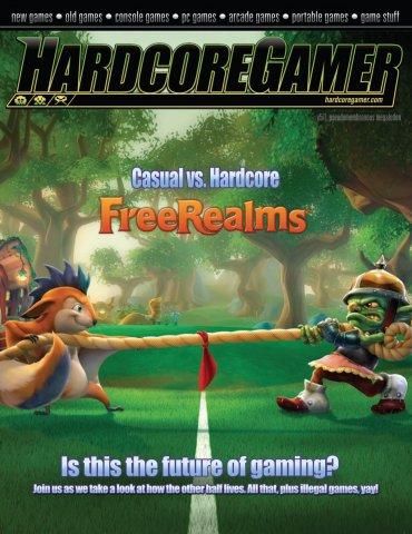 Hardcore Gamer Magazine Issue 35 Second Half 2009