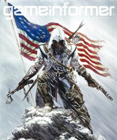 Game Informer Issue 228 April 2012 Cover 2 of 2
