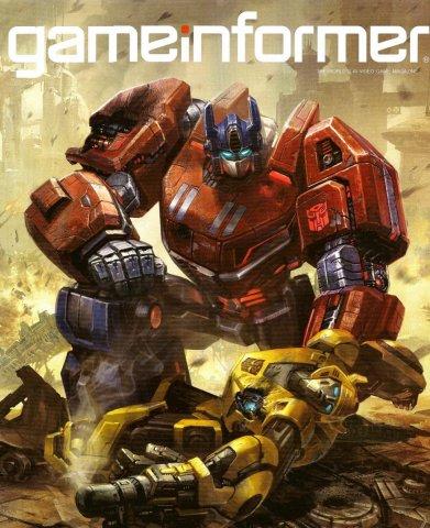 Game Informer Issue 223 November 2011 Cover 2 of 2