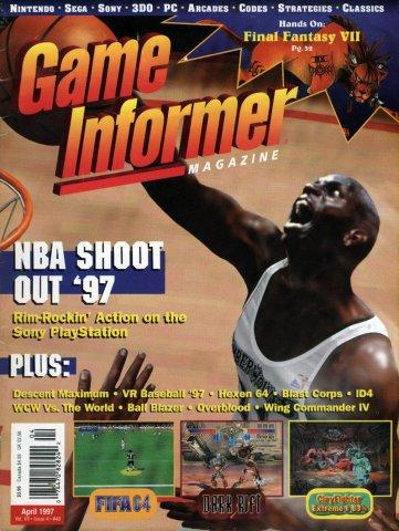Game Informer Issue 048 April 1997