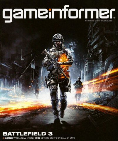 Game Informer Issue 215 March 2011