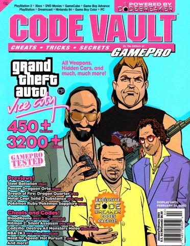 Code Vault Issue 09 January/February 2003