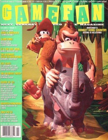 Gamefan Issue 23 November 1994 (Volume 2 Issue 11)