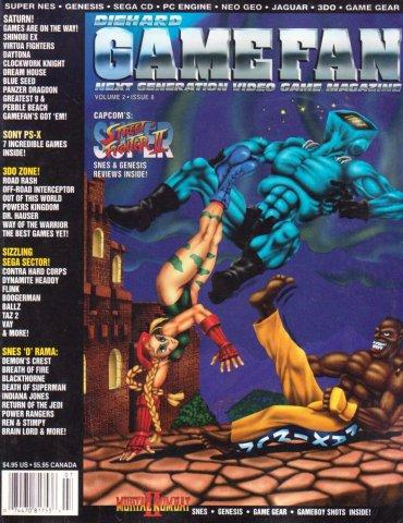 Gamefan Issue 20 July 1994 (Volume 2 Issue 8)