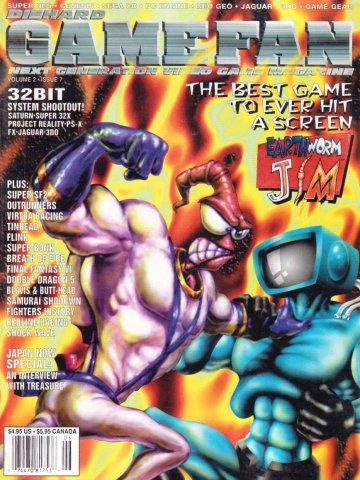 Gamefan Issue 19 June 1994 (Volume 2 Issue 7)