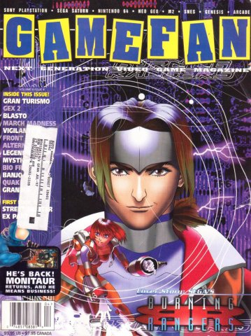Gamefan Issue 62 April 1998 (Volume 6 Issue 4)