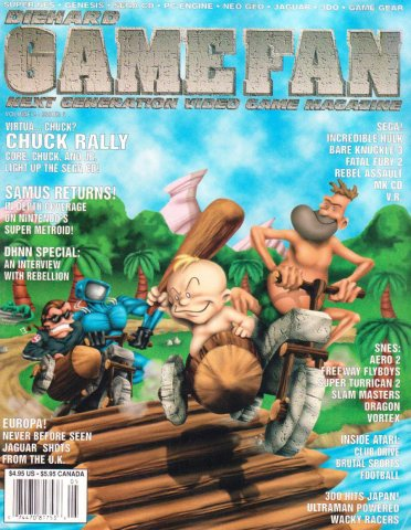 Gamefan Issue 18 May 1994 (Volume 2 Issue 6)
