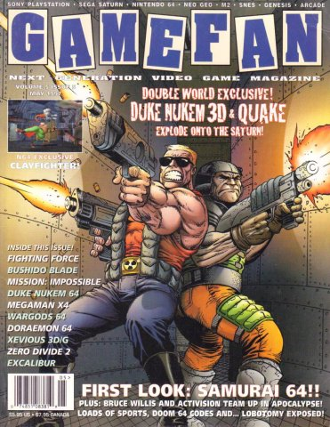 Gamefan Issue 53 May 1997 (Volume 5 Issue 5)