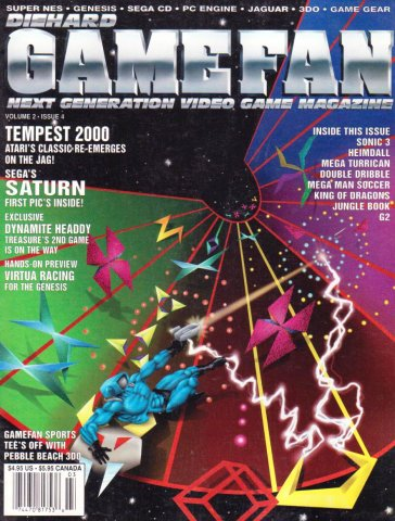 Gamefan Issue 16 March 1994 (Volume 2 Issue 4)