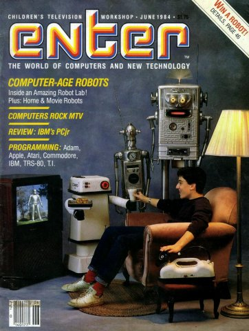 Enter Issue 08 June 1984