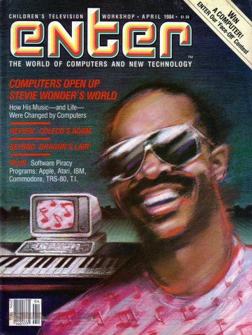 Enter Issue 06 April 1984