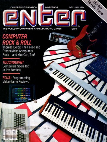 Enter Issue 03 December-January 1984
