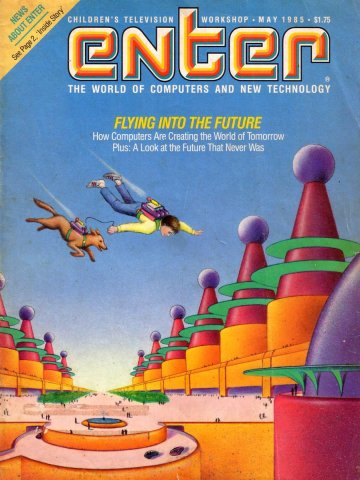 Enter Issue 17 May 1985
